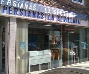 Tienda especializada en persianas en Madrid