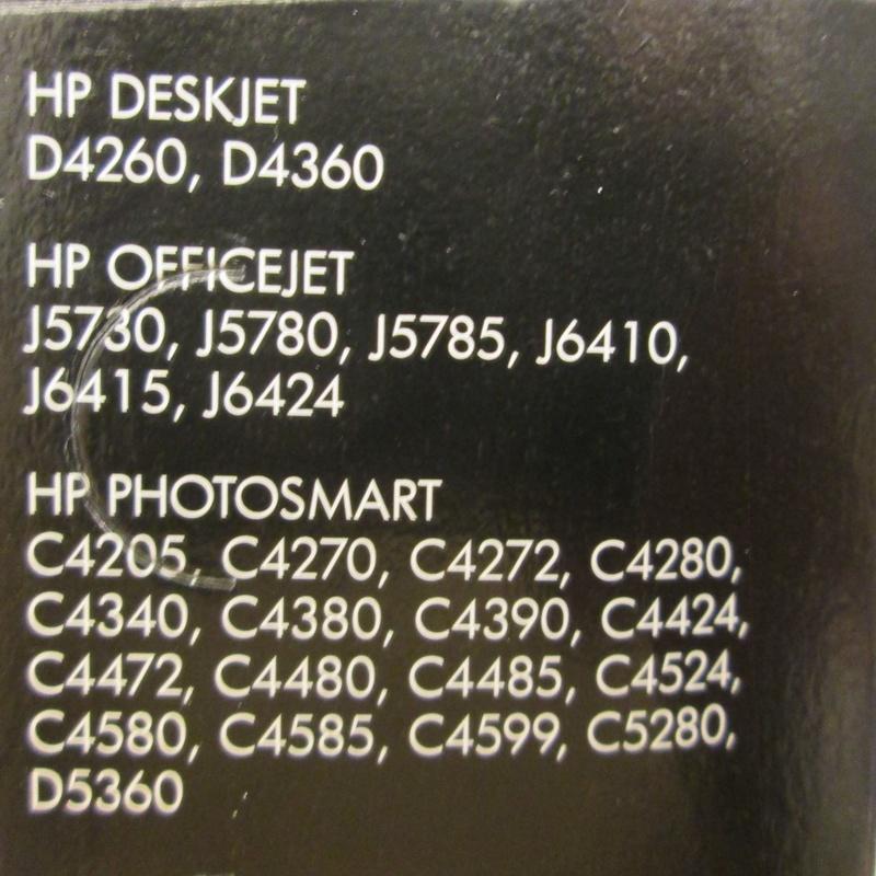 Cartucho original H.P. 350-351