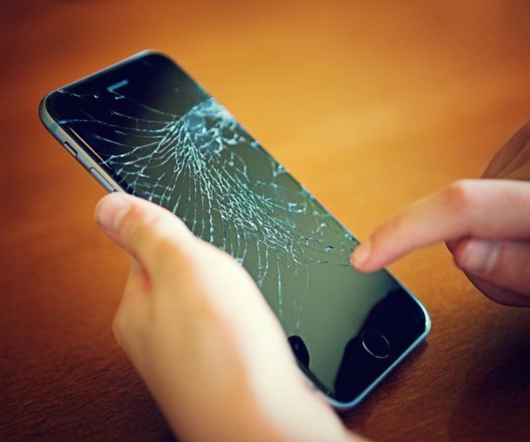 Las averías más frecuentes en los móviles