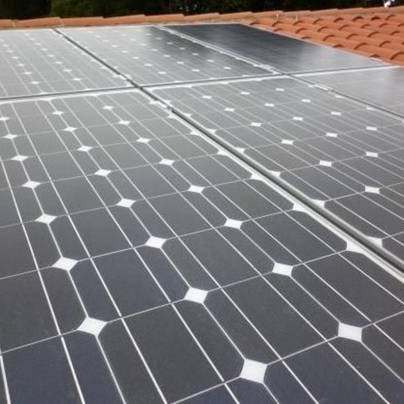 Instaladores Energía Solar. Instalaciones Eléctricas Rufer