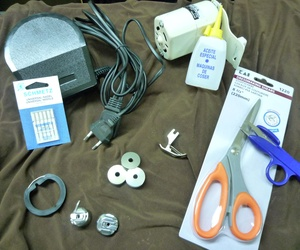 Venta de accesorios para máquinas de coser, Barcelona