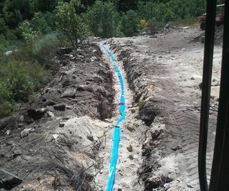 Derribos: Servicios de Excavaciones DGP