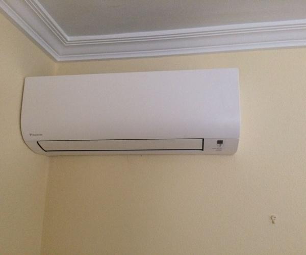 Instalación de aire acondicionado en Menorca