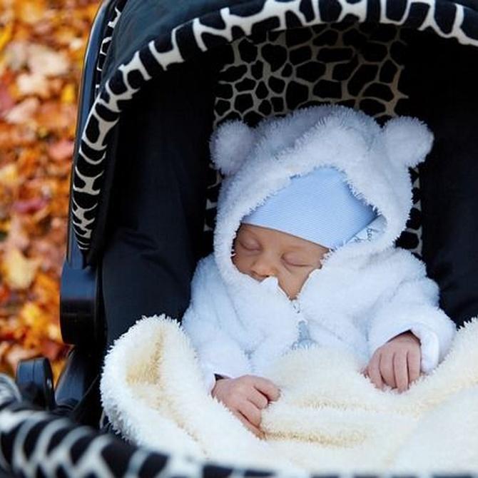 Evolución de los carritos para bebé