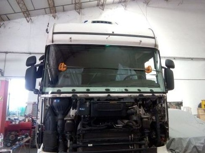 Cambio de lunas vehículos industriales Salamanca