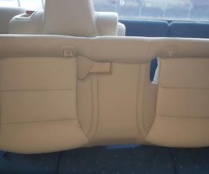 Tapizados de asientos de coches
