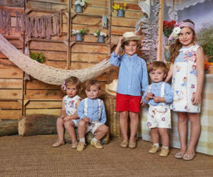 Tiendas de ropa de niños en málaga