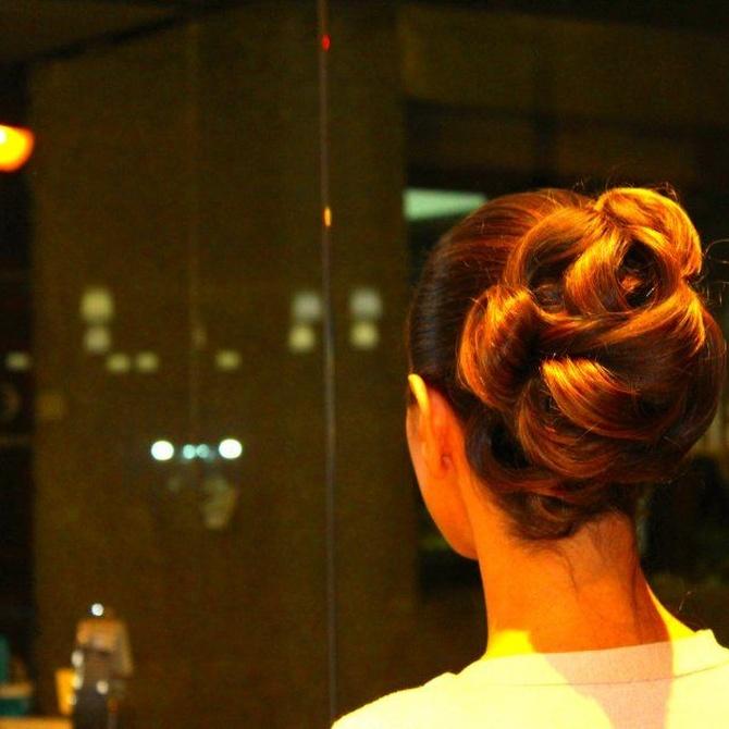 Elige el mejor peinado para el día más feliz de tu vida