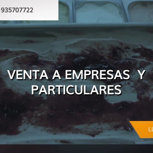 Fábrica de helados en Mollet del Vallès | Brina, S.L.