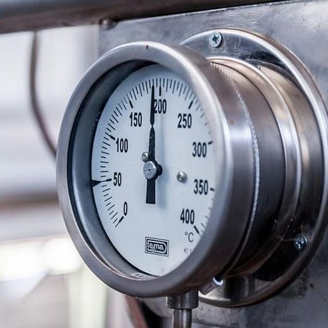 Mantenimiento de equipos de generación de calor para procesos industriales