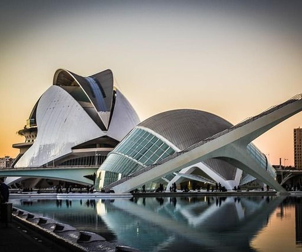 Los edificios más famosos de Valencia