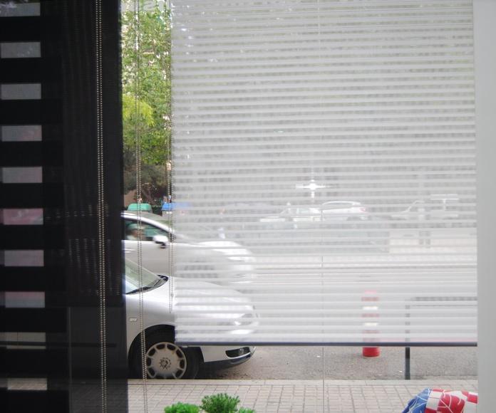 Visión exterior con la N&D TUL