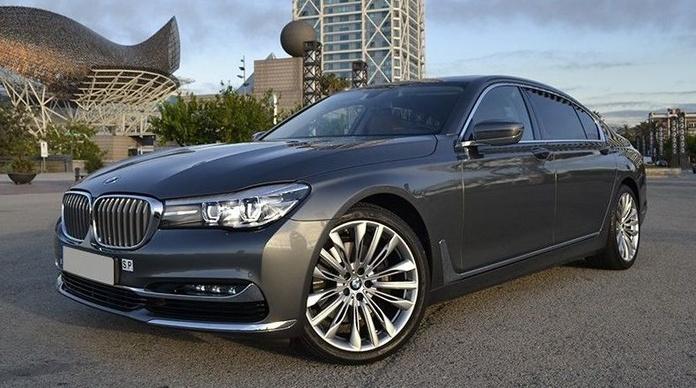 Nuestros vehículos: BMW Serie 7