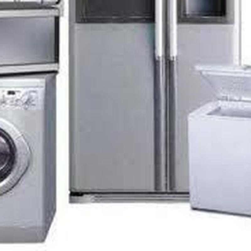 Reparación de electrodomésticos: Reparación de electrodoméstico de Reparación de Electrodomésticos Javi