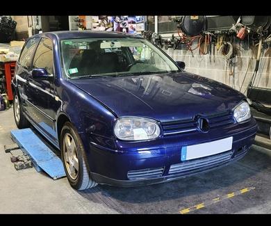 VW Golf 4 - Strongflex