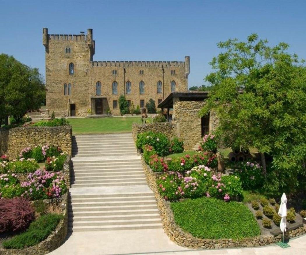 La historia del castillo de San Cucao