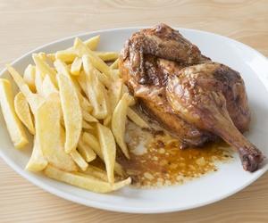 Pollo asado Tropicalia Brasas Cádiz