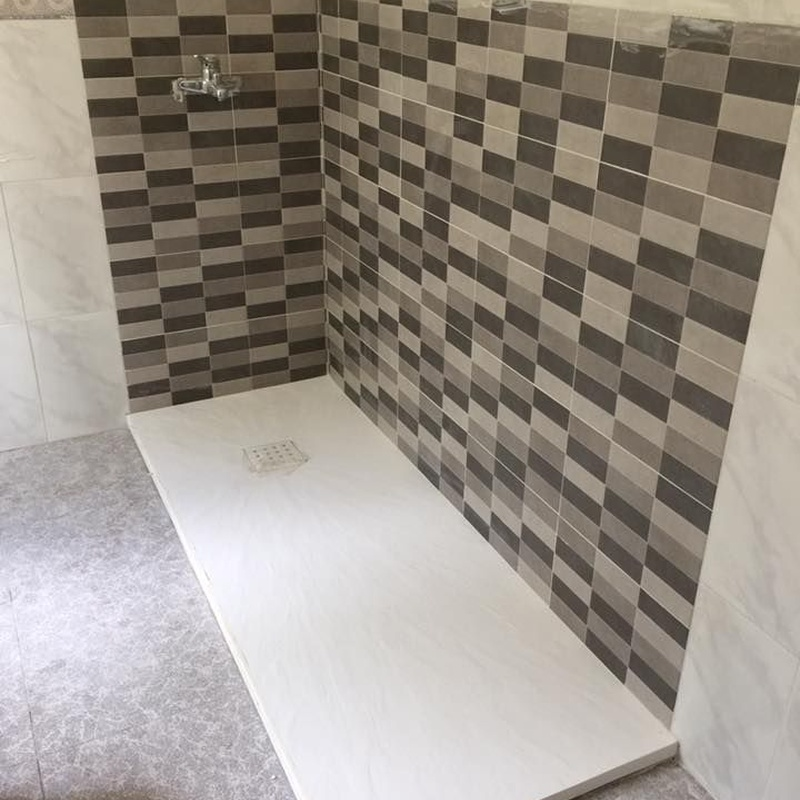 Cambiar bañera por plato de ducha: Servicios de ACS Reformas y Multiservicios