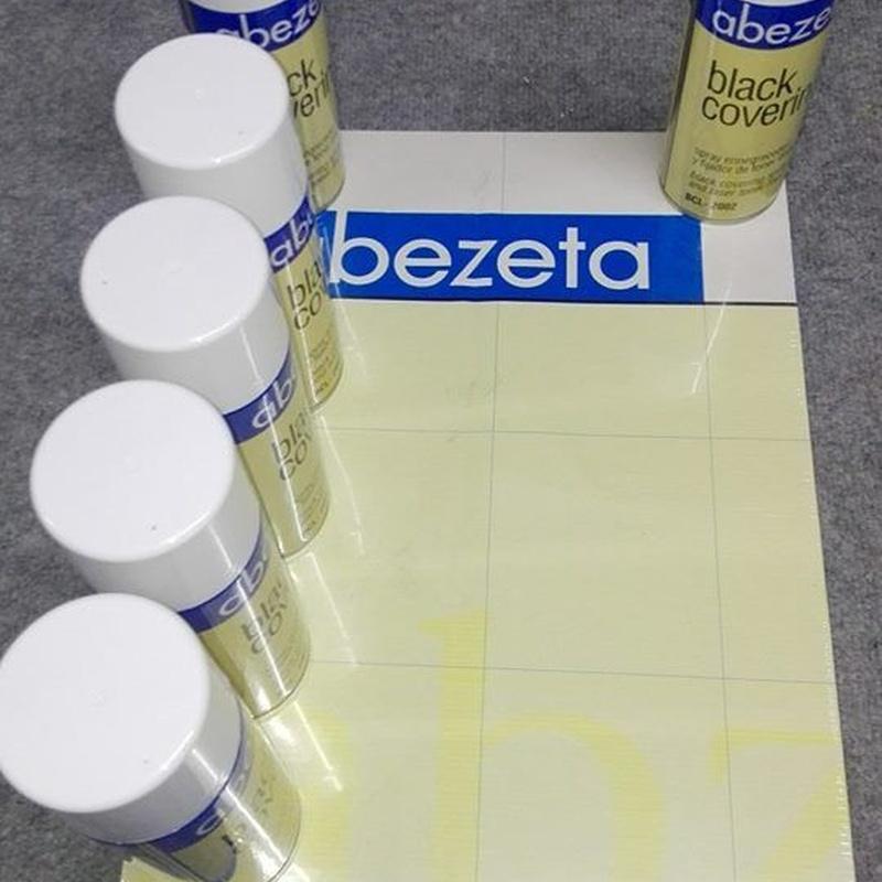 Spray ennegrecedor Abezeta: Servicios y productos de Serivinyl Tenerife