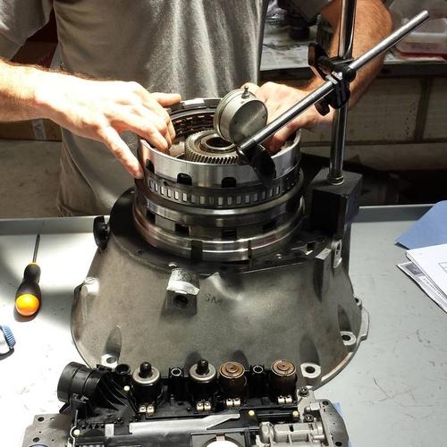 Reparación de transmisiones y cajas de cambio manual y automáticas
