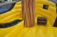 Barco pirata hinchable 10 metros