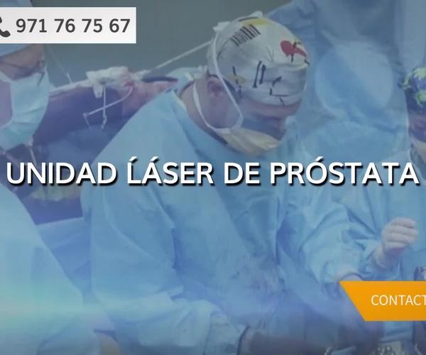 Especialistas en urología en Palma de Mallorca | Unidad de Urología Dr. Crespi