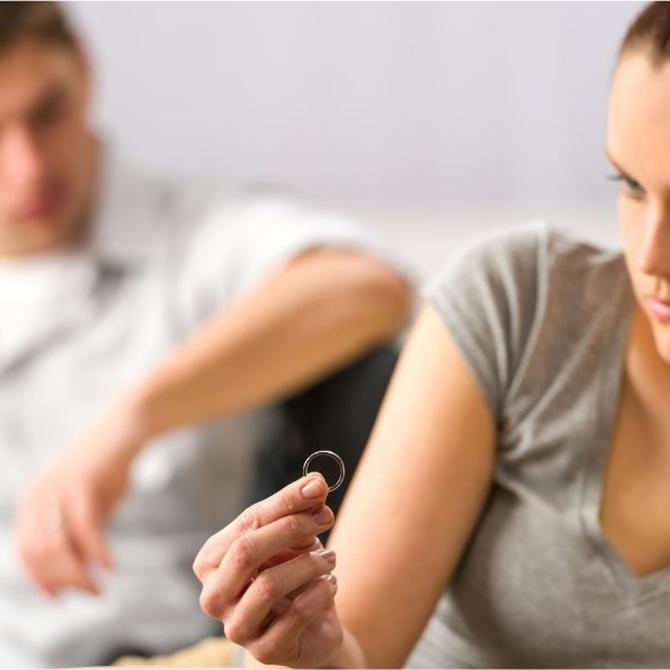 Aspectos a tener en cuenta antes del divorcio