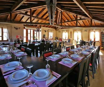 Entorno: Nuestros Servicios de Restaurante A Cantina