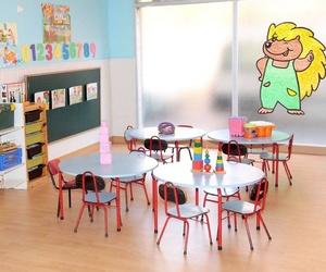 Aula de nuestra escuela infantil en Palma de Mallorca
