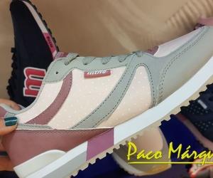 Zapatillas topos rosa Mustang
