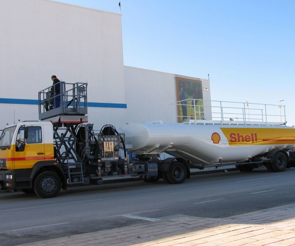 Remolques cisterna en Alicante