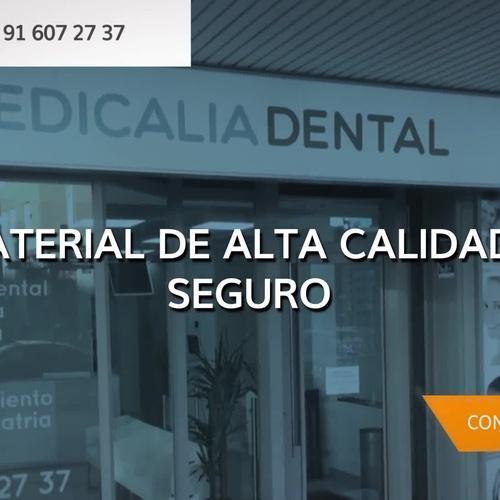 Dentistas baratos en Fuenlabrada | Medicalia Dental