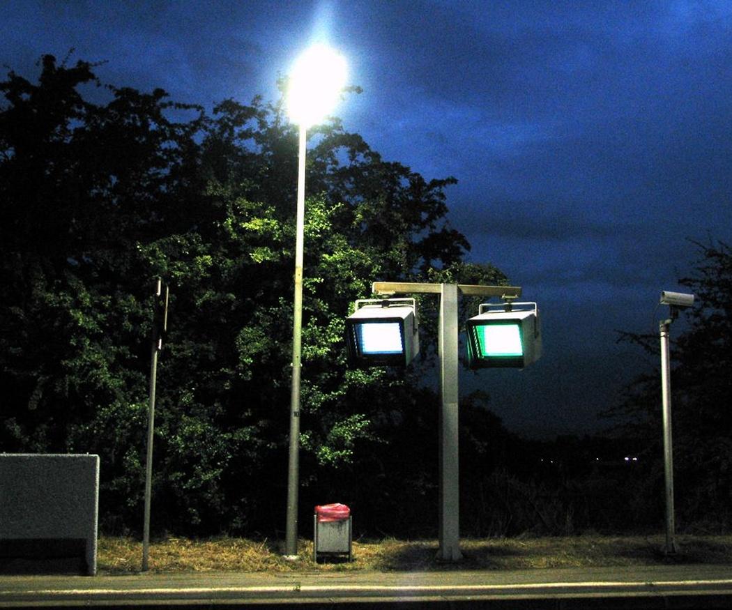 Videovigilancia contra el vandalismo en los parques