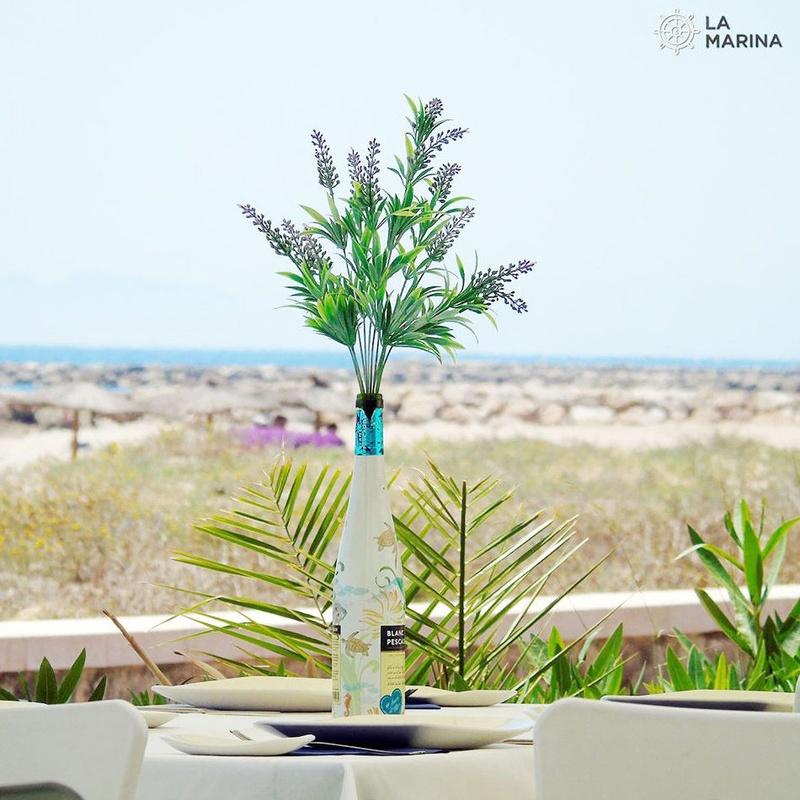 CARTA: Carta de Restaurante La Marina