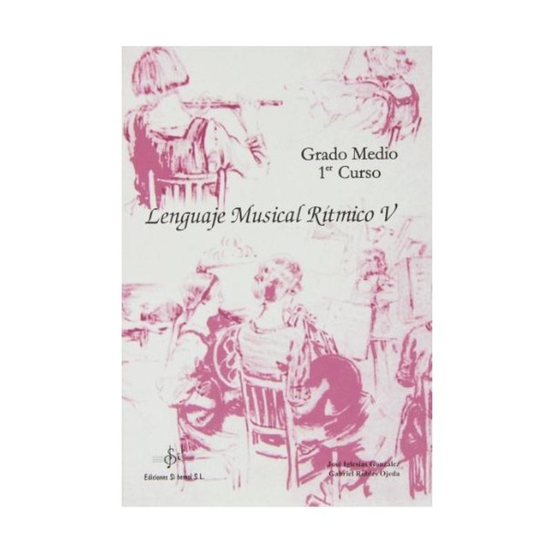 Lenguaje Musical Rítmico 5 Grado Medio1º Autores Gil / Iglesias / Robles: Productos y servicios de PENTAGRAMA