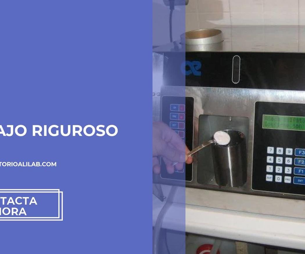 Laboratorio de aguas en Alacant / Alicante | Laboratorio Alilab