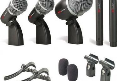 Set microfono mark mk 5 S