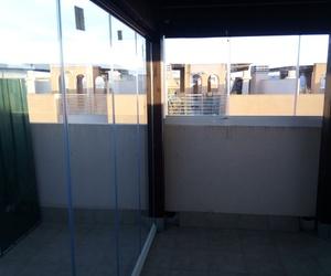 Acristalamiento de terrazas en Málaga