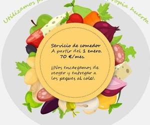 Servicio de comedor Guardería Mikole