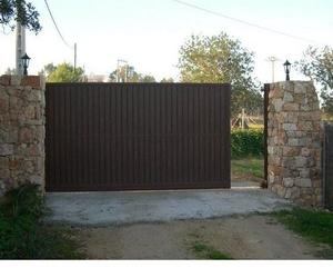 Puertas correderas