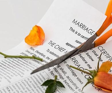 Claves del divorcio express  en España.