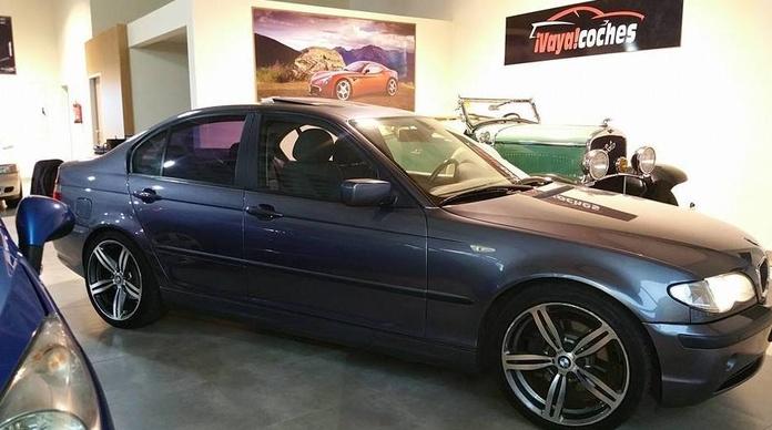 BMW 320 diésel : Coches de ocasión  de VAYA COCHES SL