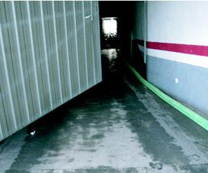 Inundaciones de garages