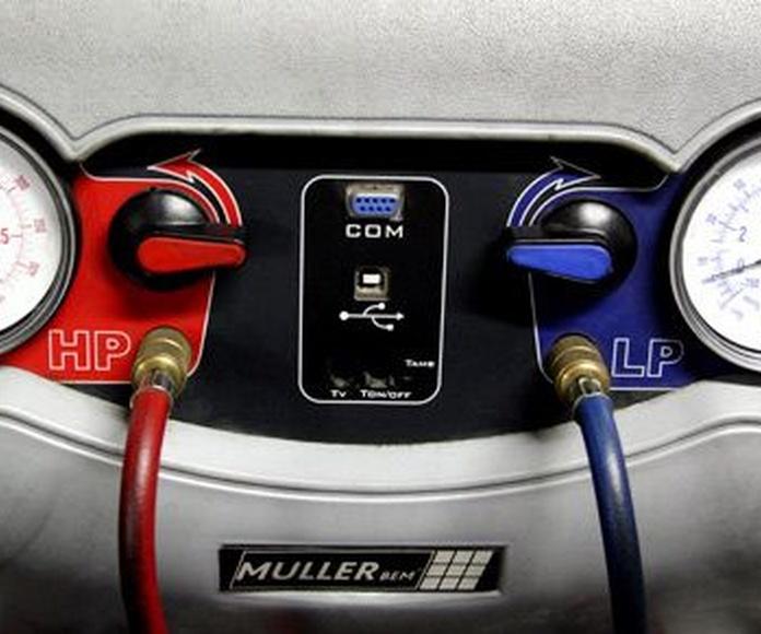 Electricidad del automóvil: Servicios de Talleres C.R. La Unión