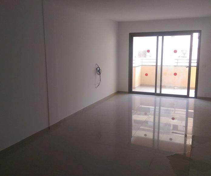 uno de los 50 apartamentos del H.Mar y Vent terminados y listos para amueblar