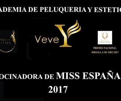 Vevey Patrocinador Oficial MISS SPAIN + 30 2017