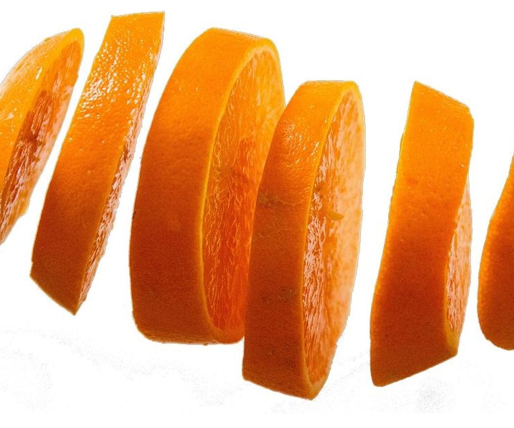 ¿Es la naranja la fruta con más vitamina C?