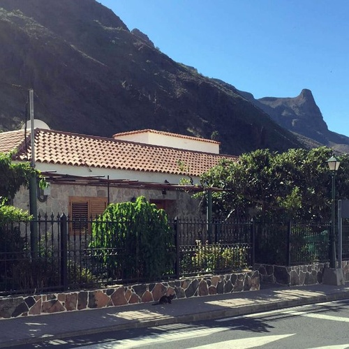 Casa Elisa en Fataga, Gran Canaria