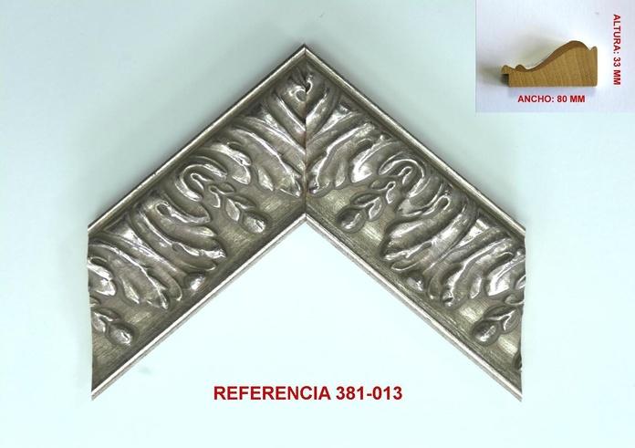 REF 381-013: Muestrario de Moldusevilla
