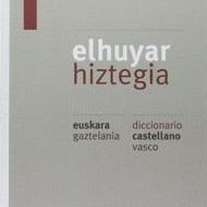 ELHUYAR HIZTEGIA EUS / GAZ - CAS / VAS